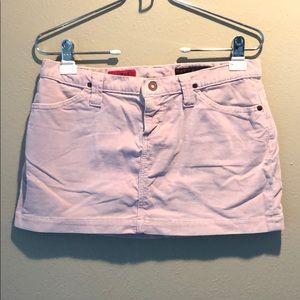 AG Mini Skirt in Light Pink